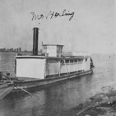 Mt. Sterling (Packet/Towboat, 1910-1918)