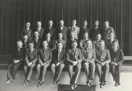 Agrifallian Literary Society, 1928-1929