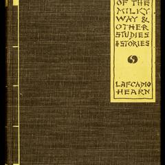 The romance of the Milky Way and other studies and stories