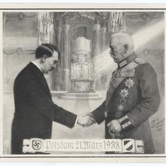 Potsdam 21. März 1933