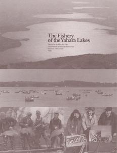 The fishery of the Yahara lakes
