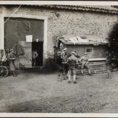 In Steney im August 1916