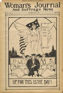 Woman's Journal and Suffrage News special edition