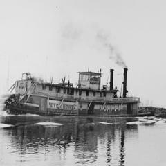 Peter Hontz (Towboat, 1896-1910?)