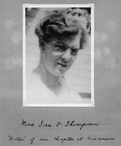 Mrs. Ira Thompson