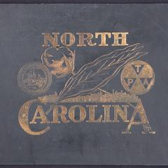 Commercial history of the state of North Carolina : representing the manufacturing, wholesale, railway, banking, hotel, professional and commercial interests and the resources of the state in general