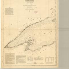 Lake Superior chart no. 3