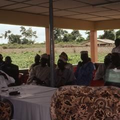 Participants of CHESTRAD Meeting