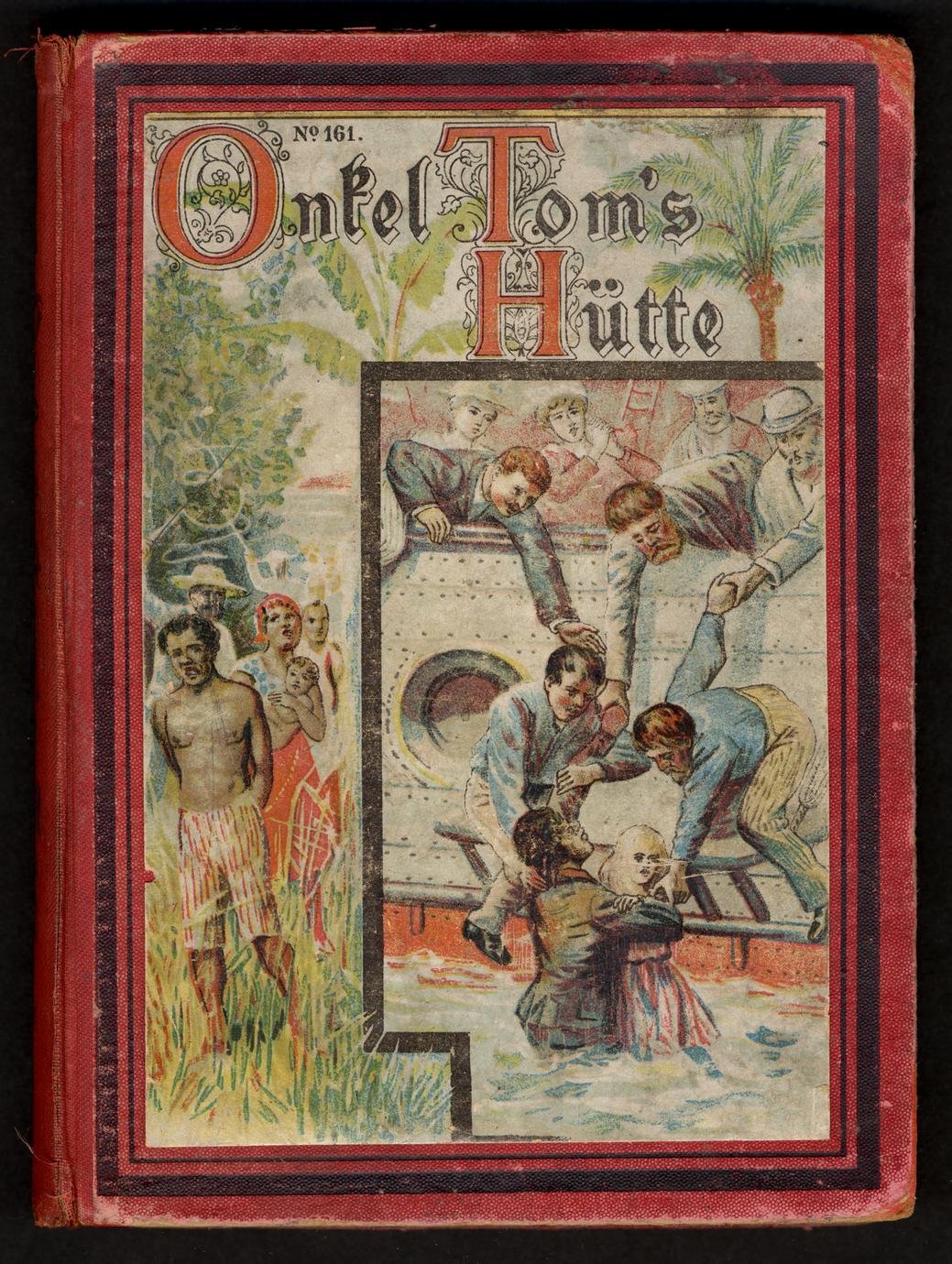 Onkel Tom's Hütte, oder, Negerleben in den Sklavenstaaten von Nord-Amerika (1 of 3)