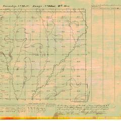 [Public Land Survey System map: Wisconsin Township 23 North, Range 04 East]