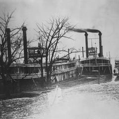 Valley Belle (Towboat/Packet, 1883-1943)