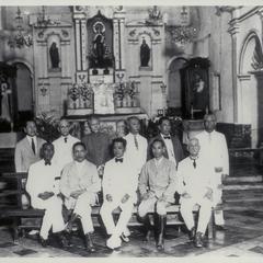 Malolos Congress reunion, Cavite, 1929
