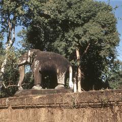 East Mebon elephant