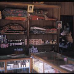 Yao village--inside shop