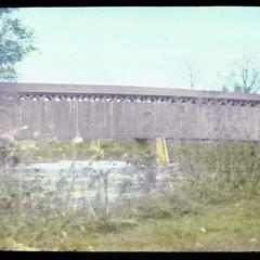 Covered bridge, Cedarburg, Wisconsin