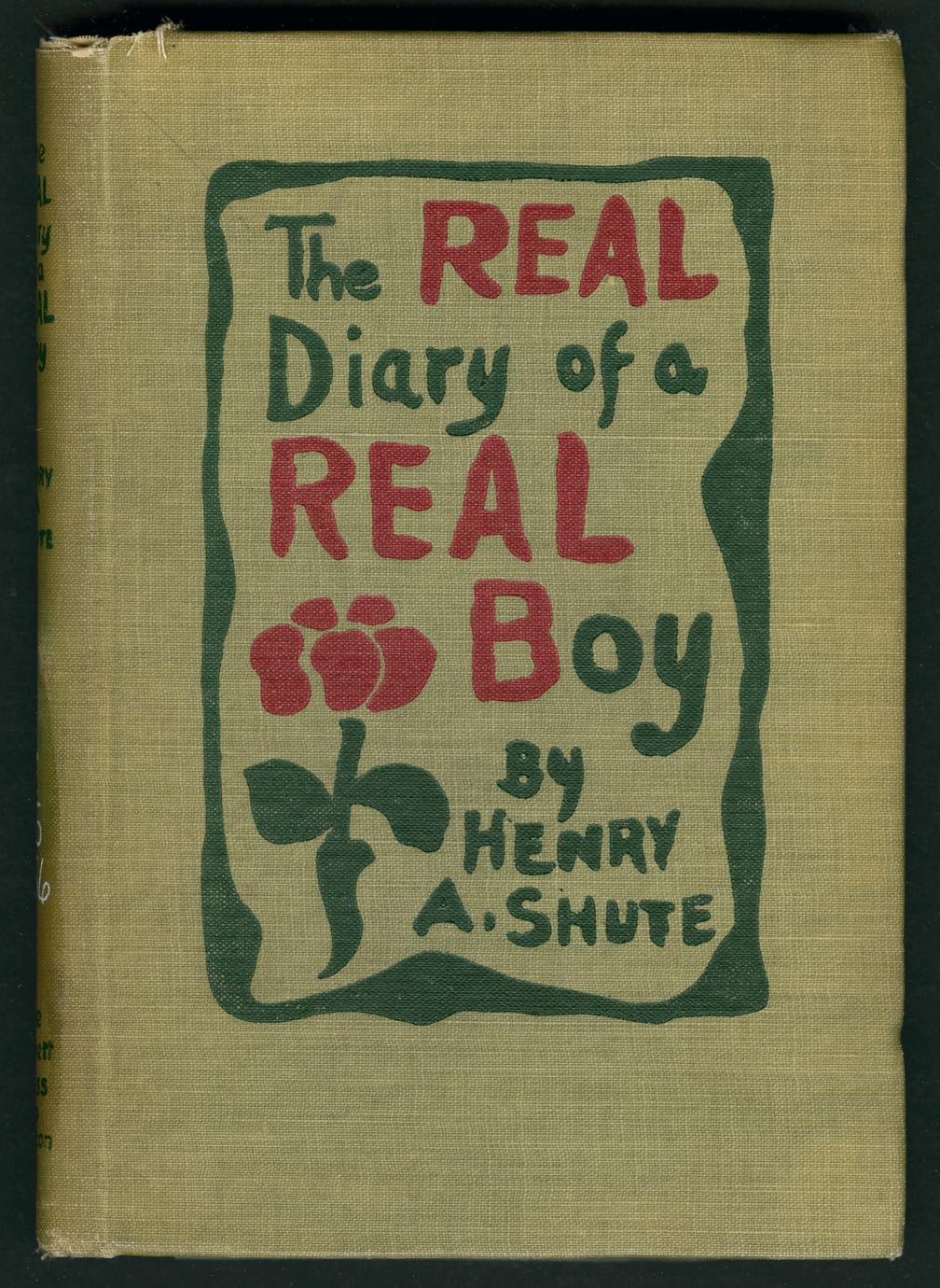 The real diary of a real boy (1 of 2)