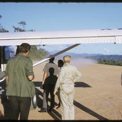 Dam--airstrip
