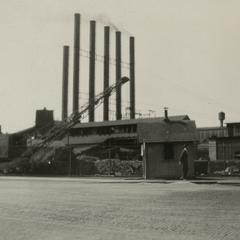 Nash Motors plant exterior