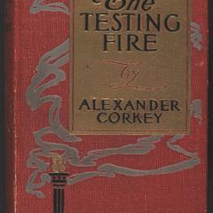 The testing fire