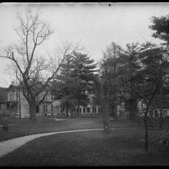 Kemper Hall - spring