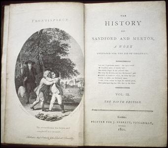 The history of Sandford and Merton : a work intended for the use of children