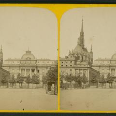 Palais de Justice et Ste. Chapelle