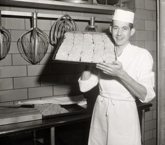 Warren Alson, Baker for Elizabeth Waters Residence Hall