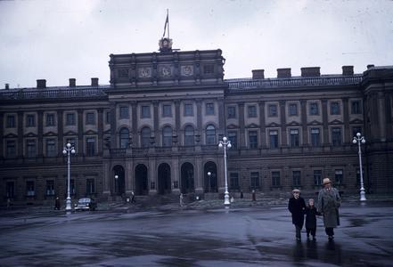The Mariinsky Palace