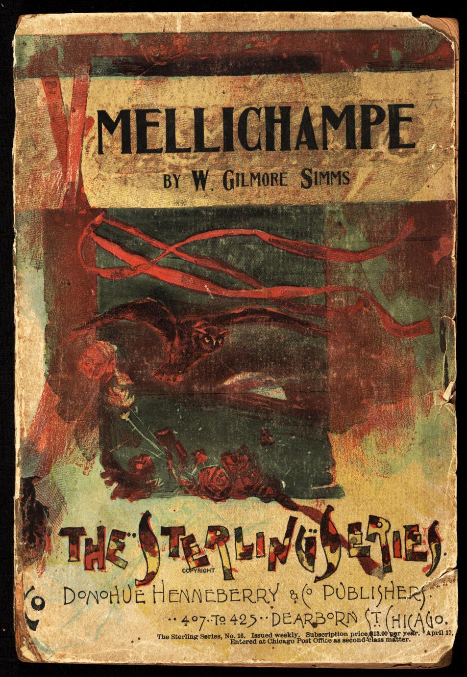 Mellichampe : a legend of the Santee (1 of 3)