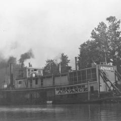 Advance (Towboat, 1913-1927)