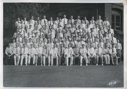 The Graduate Club group photograph