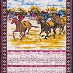 Sotiba 1989 calendar