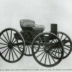 Pirsch Fire Chief buggy