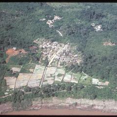 Mekong River village