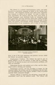 Page 33 - Report of the librarian - Twenty-eighth and twenty-ninth annual reports of the Minneapolis Public Library, 1917-1918 28th/29th [1919?]