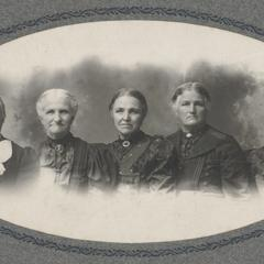 Legler sisters