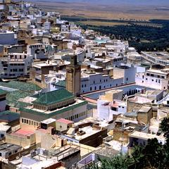 Overview of Moulay Idriss