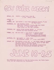 Gay pride week schedule