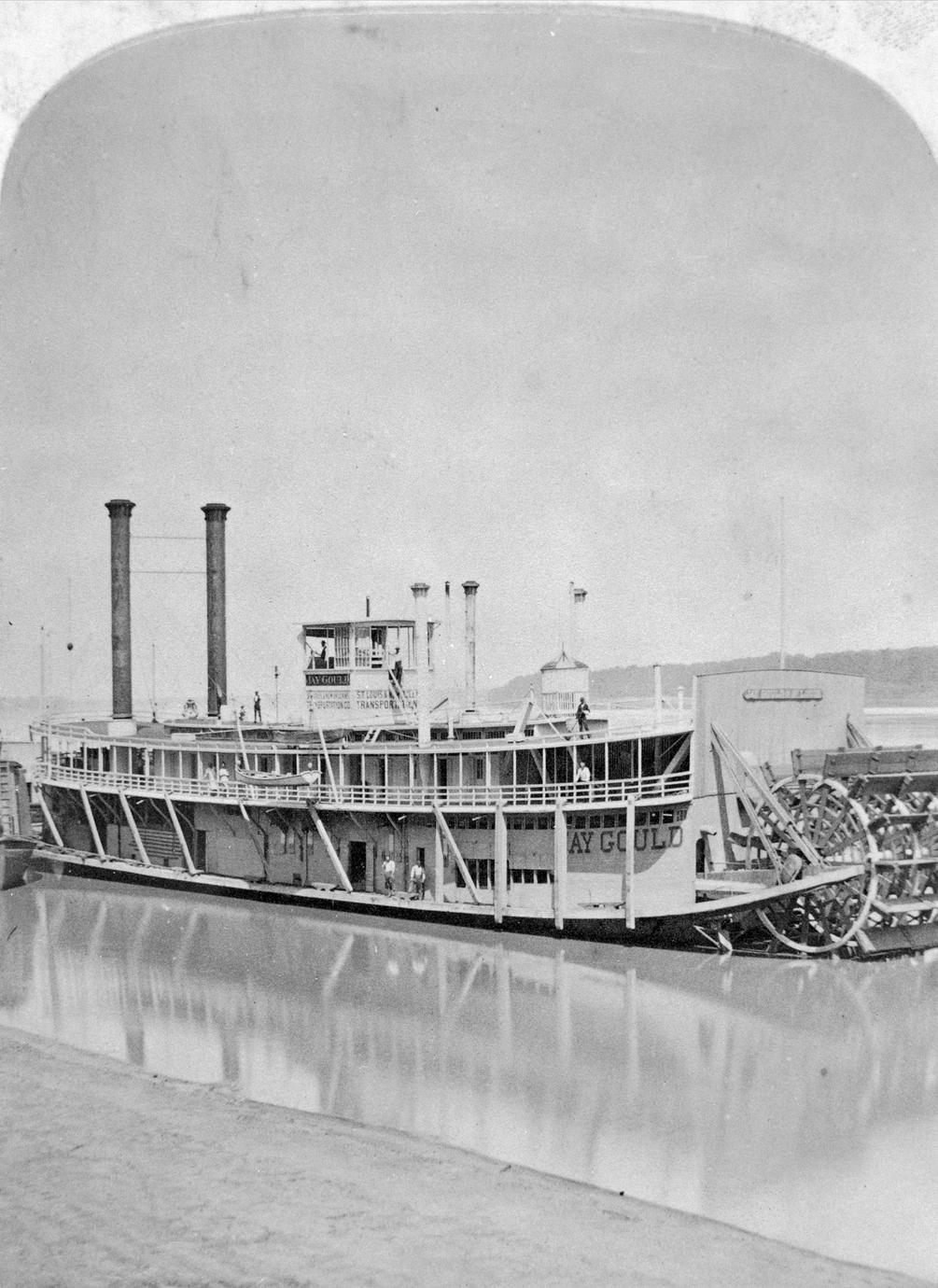 Jay Gould (Towboat, 1880-1896)