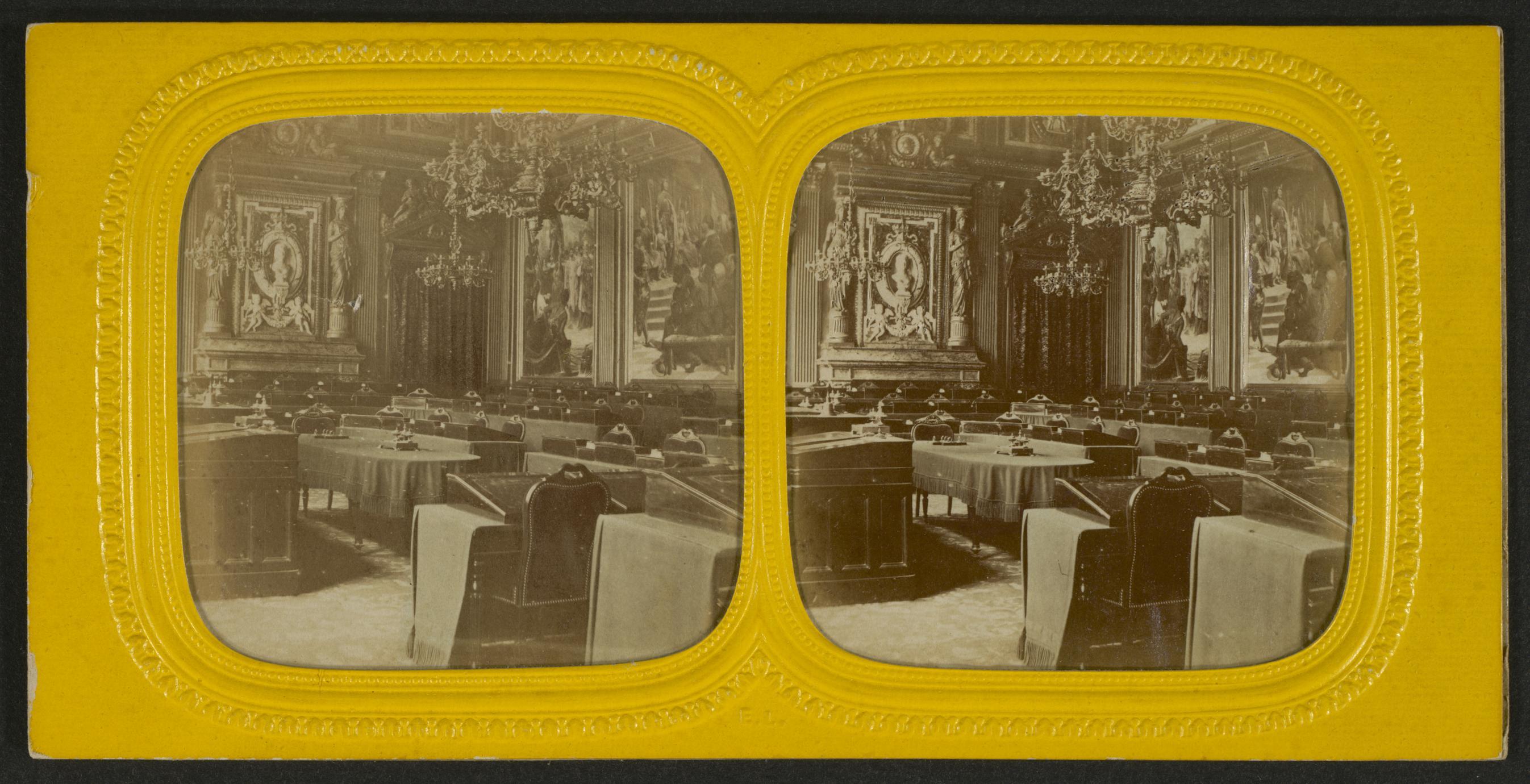 Salle des séances, Sénat (1 of 4)