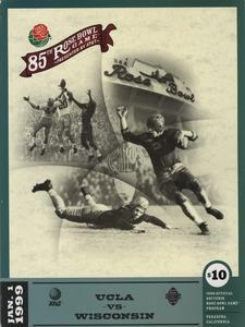 Football game program