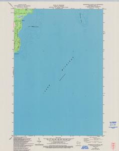 Washington Island SE quadrangle