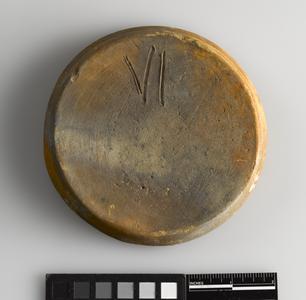 Crock fragment