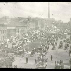 Market Square, 1895