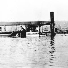 Ed. Davison (Towboat/dredge, 1886-192?)