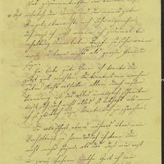 [Letter from Resi to Hanni, February 12, 1846]