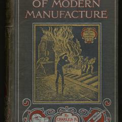 The romance of modern manufacture : a popular account of the marvels of manufacturing