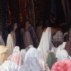 Cloth shop in Ibadan
