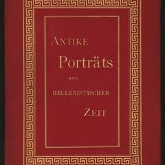 Antike Portäts aus hellenistischer Zeit