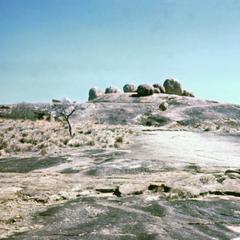 Rhodes's Grave at Matapos